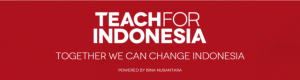 Teach For Indonesia Binus University (Logo)